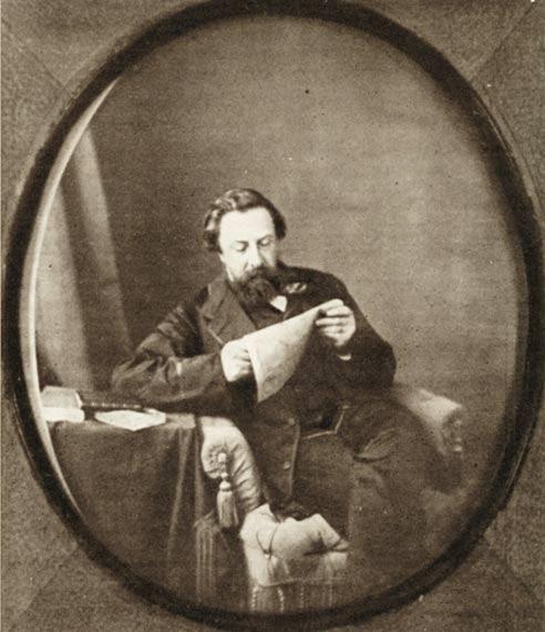 А.К. Толстой. 1864 год
